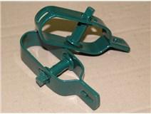 Napínák PVC zelený