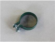 objímka PVC držák napínací tyče 48mm