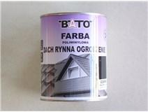 barva na zinek i kov černá satin  0,8L (1kg)