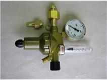 ventil redukční ARGON s průtokoměrem