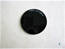 sklo svářečské č. 5 průměr 50mm