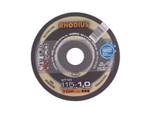 kotouč řezný 115x1,0/ 22,2 XT10 Inox RHODIUS