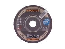 kotouč řezný 125x1,0/ 22,2 XT10 Inox RHODIUS