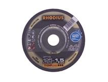 kotouč řezný 125x1,5/ 22,2 XT10 Inox RHODIUS