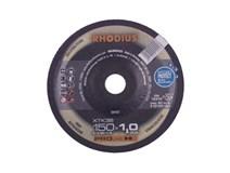 kotouč řezný 150x1,0/ 22,2 XTK38 Inox RHODIUS