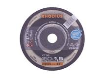 kotouč řezný 150x1,5/ 22,2 XT38 Inox RHODIUS