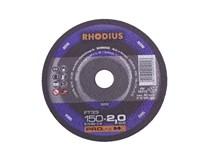 kotouč řezný 150x2,0/ 22,2 FT33 Inox RHODIUS