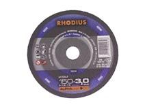 kotouč řezný 150x3,0/ 22,2  Inox RHODIUS