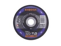kotouč brusný 125x 7,0/ 22,2 RS67 Inox RHODIUS