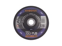 kotouč brusný 150x 7,0/ 22,2 RS67 Inox RHODIUS