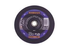 kotouč brusný 230x 7,0/ 22,2 RS2 Inox RHODIUS