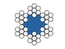 lano ocel  2,0mm Zn (6x7)