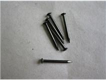 hřebík ocelový 2,0x23 - čočková hlava blistr  - DOPRODEJ