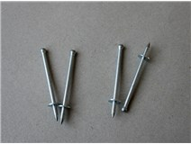 hřebík nastřelovací ZN 68x3,8 s podložkou 100ks