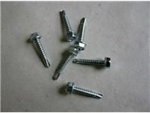 DIN 7504 Zn 4,2x 22 šroub 6HR TEX samovrtný