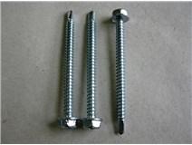 DIN 7504 Zn 4,8x 60 šroub 6HR TEX samovrtný