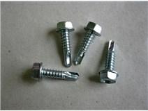 DIN 7504 Zn 6,3x 25 šroub 6HR TEX samovrtný