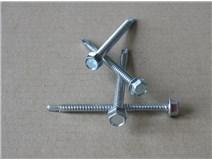 DIN 7504 Zn 6,3x 80 šroub 6HR TEX samovrtný