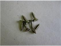 DIN 7997 Zn 4,0x 16 vrut zápustná hlava blistr