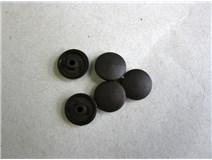 krytka vrutu PZ2 hnědá (3,5/4,0/4,5) blistr  - DOPRODEJ