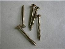 DIN 7997 ZN  4,0x 40 vrut úplný závit zápustná hlava