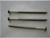 DIN 7997 Zn  4,0x 80 vrut částečný závit, zápustná hlava