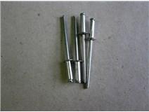DIN 7337 4,0x 6 nýt trhací hliníkový blistr - DOPRODEJ