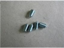 DIN 914 Zn M 5x 8 šroub stavěcí blistr - DOPRODEJ