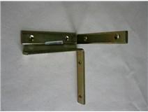 Úhel Zn 120x120x 20/ 5mm D-MK-125