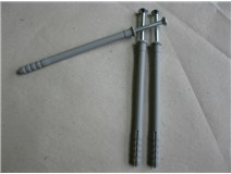 Hmoždinka natloukací  8x120 nylon S