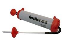 Pumpička vyfukovací ABG velká Fischer