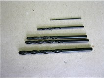 Vrták kov  1,2x16/38 HSS Pro