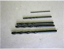 vrták kov  2,5x30/57 HSS Pro