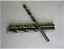 Vrták kov  9,0x81/125 HSS-G cobalt