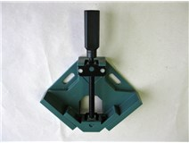 svěrka úhlová  68/ 95  90° rohová hliník