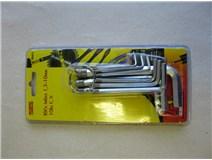 Klíč sada 10ks Imbus 1,5-10mm C.V. 56411