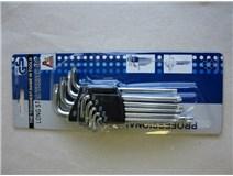 klíč sada  9ks TORX T10-T50 C.V.