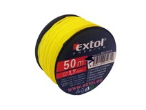 Provázek zednický  50m 1,7mm žlutý
