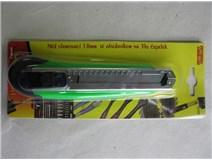 nůž odlamovací 18mm kov vodítko+zásobník 76187