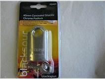 zámek visací  50mm bezpečnostní 3 klíče