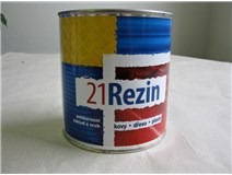 21Rezin žlutý 750ml lesk - DOPRODEJ