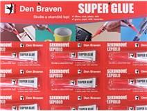 lepidlo sekundové 3g Super Glue