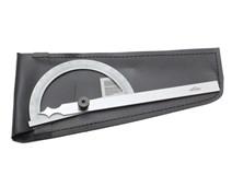 úhloměr  120x200mm obloukový KINEX 1089