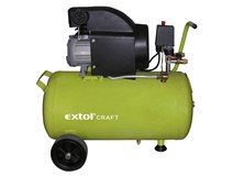 kompresor olejový 50L 1500W EXTOL Craft