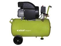Kompresor olejový 50L 1500W EXTOL Craft - Doprodej