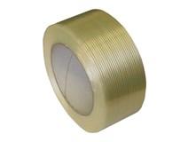 páska univerzální podélné vlákno  50mm/50m