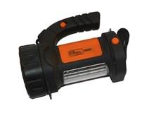 Svítilna LED CREE 3W+12LED bateria 3xAA CORONA