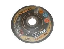Kotouč řezný 125x0,6/ 22,2 XTK6 Inox RHODIUS