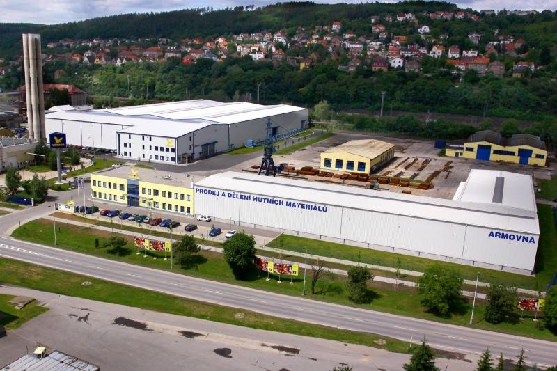 Prague - Radotín branch (headquarters)